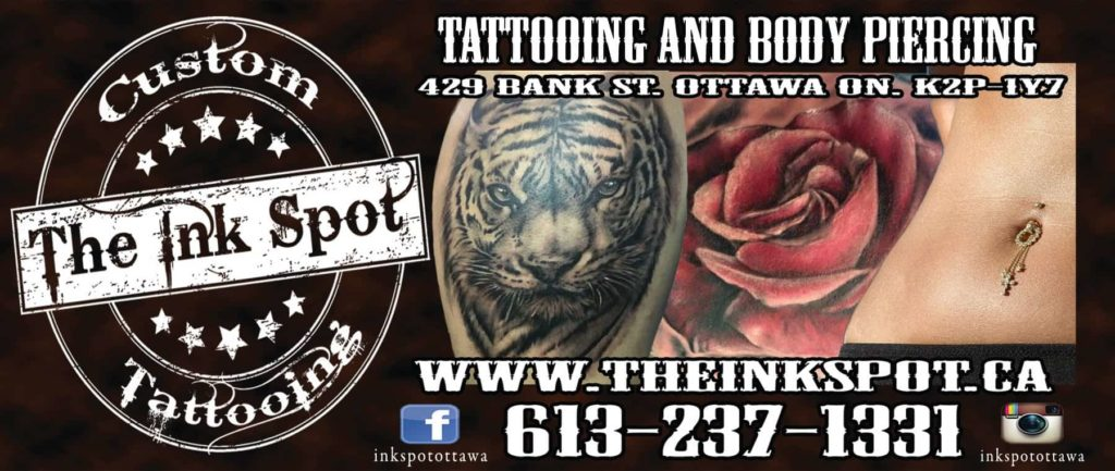 The Ink Spot's Banner