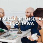 Top 6 Criminal Defense Lawyers in Ottawa